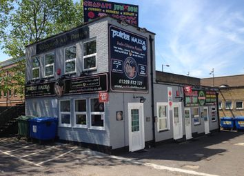Thumbnail Retail premises for sale in Pegler Way, Crawley