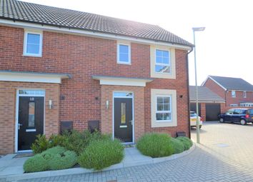 Thumbnail 3 bed end terrace house for sale in Bircher Way, Hucclecote, Gloucester