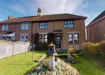 Thumbnail 2 bed semi-detached house for sale in Manor Terrace, Writhlington, Radstock
