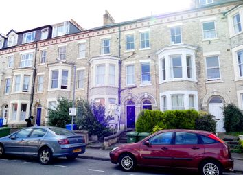 Thumbnail 1 bed flat to rent in 6 Cromwell Terrace, Scarborough