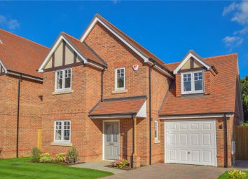 Thumbnail 3 bed detached house for sale in Oak Apples, Elgar Avenue, Crowthorne, Berkshire