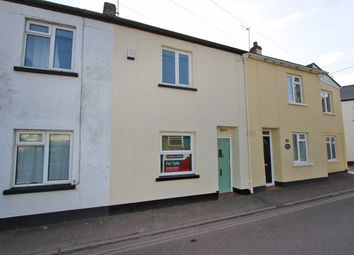 Thumbnail 2 bedroom terraced house for sale in New Street, Cullompton
