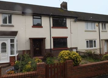 Thumbnail 3 bed terraced house to rent in Choppington Road, Morpeth