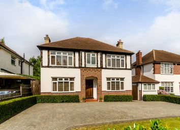 Thumbnail 4 bed detached house for sale in Campden Road, South Croydon