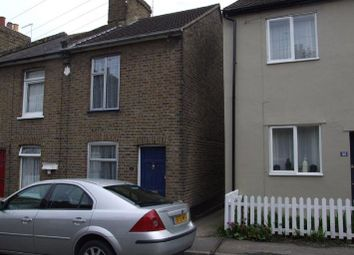 Thumbnail 2 bed end terrace house to rent in Roman Road, Chelmsford, Essex