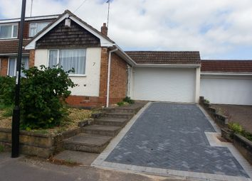 Thumbnail 3 bed semi-detached bungalow to rent in Kimberley Close, Coventry