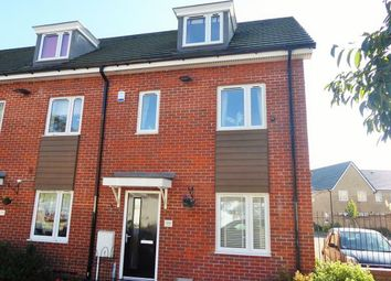 Thumbnail 3 bed town house to rent in Eagle Way, Hampton Centre