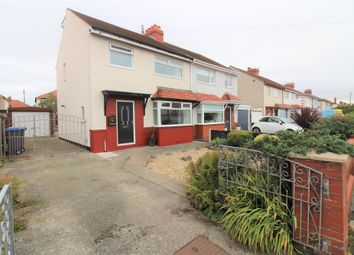 Thumbnail 4 bed semi-detached house for sale in North Drive, Cleveleys