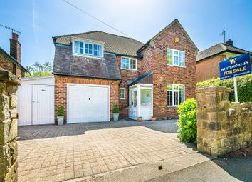 Thumbnail 5 bed detached house for sale in Button Hill, Sheffield