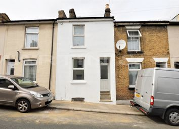 Thumbnail 2 bed terraced house to rent in Sturla Road, Chatham, Kent