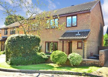Thumbnail 4 bed detached house for sale in Coldharbour Close, Crowborough, East Sussex