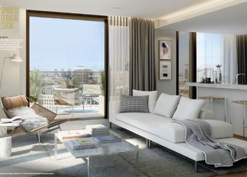 Thumbnail 1 bed flat for sale in 1 Casson Square, Southbank Place, Waterloo