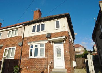 Thumbnail 2 bed semi-detached house to rent in Southey Hall Road, Sheffield