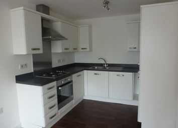 Thumbnail 2 bed flat to rent in Pentre Bach, Wrexham