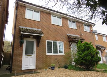 Thumbnail 2 bedroom semi-detached house for sale in Kestrel View, Weymouth