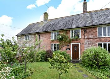 Thumbnail 3 bed end terrace house for sale in Wonston, Hazelbury Bryan, Sturminster Newton, Dorset