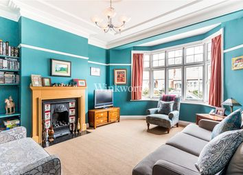 Thumbnail 4 bed end terrace house for sale in Broomfield Avenue, London