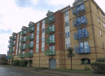 Thumbnail 1 bed flat to rent in Ambassador House, Maritime Quarter, Swansea