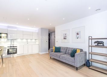 Thumbnail 1 bed flat for sale in Heritage Tower, 118 East Ferry Road