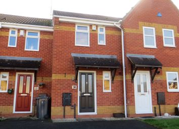 Thumbnail 1 bedroom terraced house to rent in Knowle Close, Rednal, Birmingham