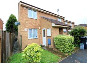 Thumbnail 1 bedroom flat to rent in Oaktree Crescent, Bradley Stoke, South Gloucestershire