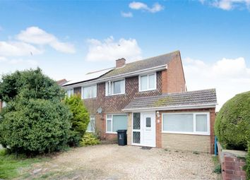 Thumbnail 4 bed semi-detached house for sale in Maskeleyne Way, Wroughton, Swindon