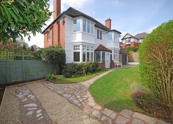 Thumbnail 4 bed detached house for sale in Stunning Period House, Fields Park Crescent, Newport