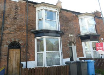 Thumbnail 5 bed terraced house for sale in De Grey Street, Kingston Upon Hull