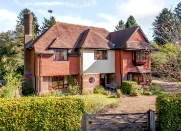 4 bed detached house for sale in Tennyson's Ridge, Haslemere, Surrey GU27