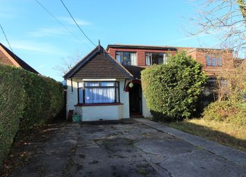 Thumbnail 4 bed semi-detached house for sale in Downhall Road, Rayleigh