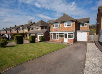 Thumbnail 4 bed detached house for sale in Honeyborne Road, Sutton Coldfield