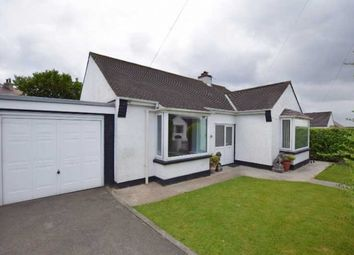 Thumbnail 4 bed bungalow for sale in Greeba Drive, Onchan