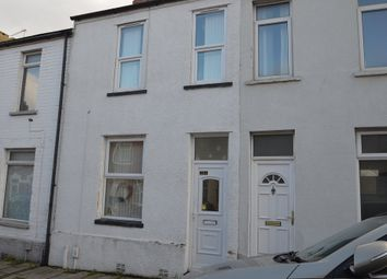 Thumbnail 2 bed terraced house to rent in Bell Street, Barry, South Glamorgan