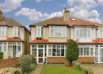Thumbnail 3 bed semi-detached house for sale in Ardrossan Gardens, Worcester Park, Surrey