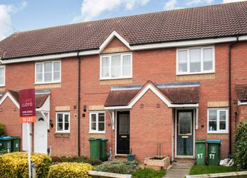 Thumbnail 2 bed terraced house to rent in Hinds Way, Aylesbury, Buckinghamshire