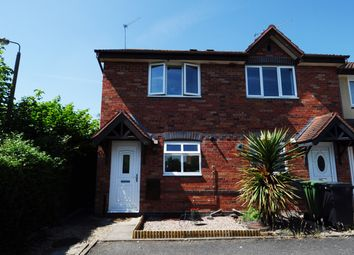 Thumbnail 2 bed terraced house to rent in Terrys Close, Redditch