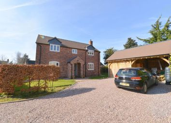 Thumbnail 3 bed detached house for sale in Chapel Lane, Norton In Hales, Market Drayton