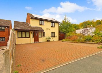 Thumbnail 5 bed detached house for sale in Paynters Mead, Basildon