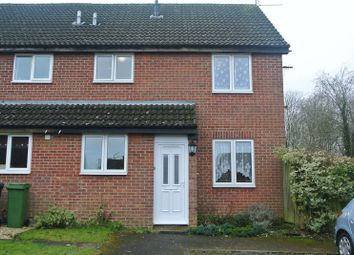 Thumbnail 1 bedroom terraced house to rent in Exeter Close, Basingstoke