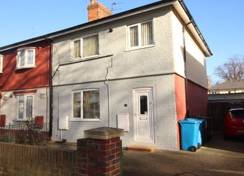 Thumbnail 3 bed semi-detached house for sale in The Greenway, Gipsyville, Hull