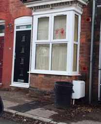 Thumbnail 6 bed terraced house to rent in George Road, Selly Oak