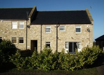 4 bed end terrace house for sale in Tranwell Court, Morpeth NE61