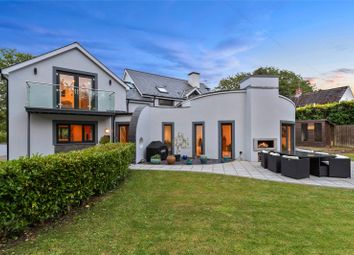 Thumbnail 5 bed detached house for sale in The Cwtch, Pill Road, Hook