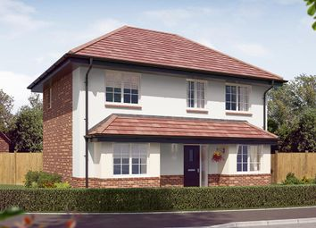 "Thumbnail 4 bed detached house for sale in ""The Tetbury"" at Newbold Road, Chesterfield"