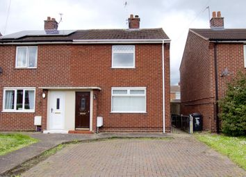 Thumbnail 2 bed semi-detached house for sale in Rose Grove, Wrexham