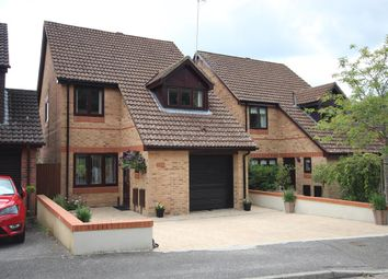 Thumbnail 3 bed detached house for sale in Woodbury Avenue, East Grinstead