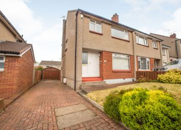 Thumbnail 3 bed semi-detached house for sale in Bryce Road, Currie