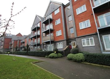 Thumbnail 2 bed flat for sale in 49 Millward Drive, Milton Keynes