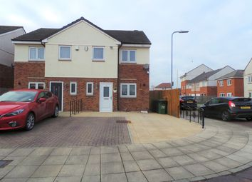 Thumbnail 3 bed semi-detached house for sale in Cormorant Drive, Dunston, Gateshead