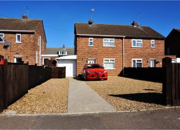 Thumbnail 3 bed semi-detached house for sale in Stonald Road, Whittlesey